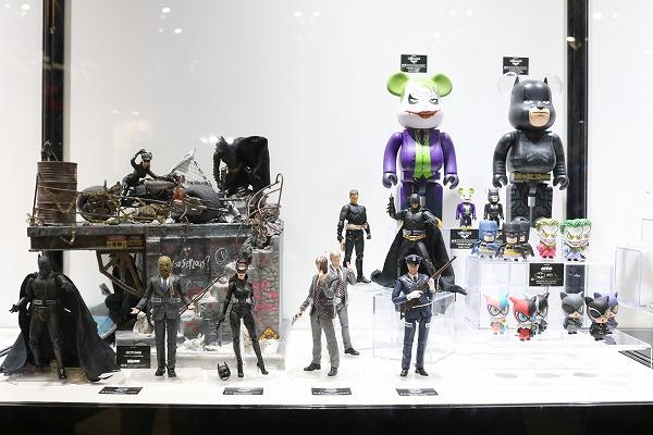 東京コミコン 2017 メディコム・トイ バットマン ダークナイト