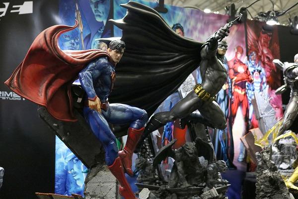プレイム1 ジャスティスリーグ スーパーマン バットマン
