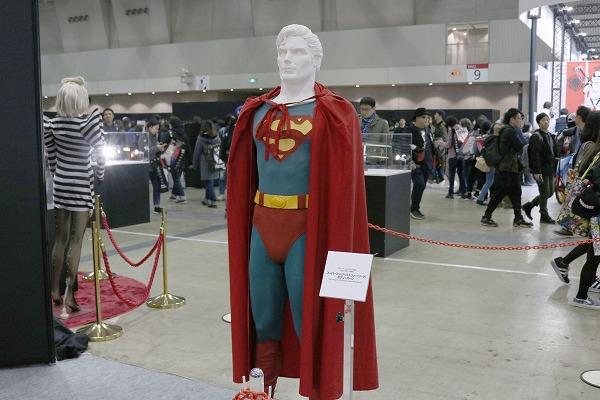 東京コミコン 2017 スーパーマン