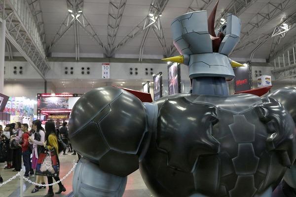 東京コミコン 2017 マジンガーZ / INFINITY