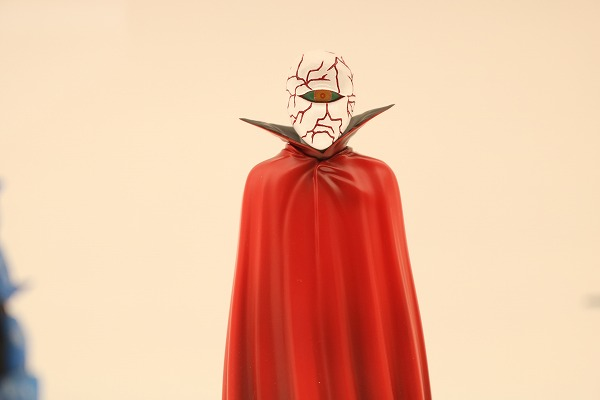 S.H.フィギュアーツ ショッカー軍団 ゲルショッカー首領 AKIBAショールーム 魂ネイション2017 アフター展示 レポート