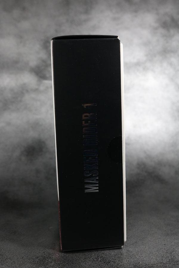 S.H.フィギュアーツ 仮面ライダー新1号 真骨彫製法  レビュー 箱 パッケージ
