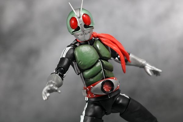 S.H.フィギュアーツ 仮面ライダー新1号 真骨彫製法 レビュー