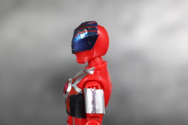 勇動 宇宙戦隊キュウレンジャー シシレッド レビュー