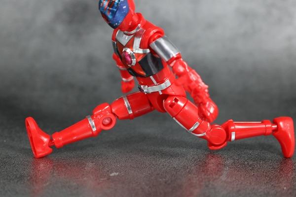 勇動 宇宙戦隊キュウレンジャー  可動 レビュー