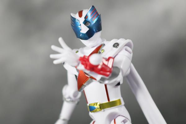 勇動 宇宙戦隊キュウレンジャー シシレッドオリオン アクション レビュー