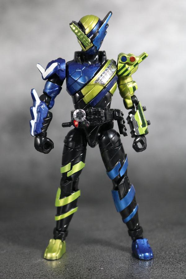 創動 仮面ライダービルド BUILD4  ドラゴンデンシャ レビュー