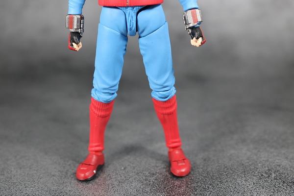 S.H.フィギュアーツ スパイダーマン(ホームカミング) ホームメイドスーツVer. レビュー 全身