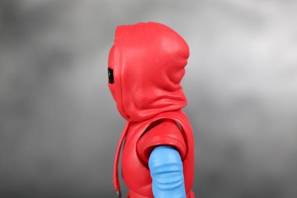 S.H.フィギュアーツ スパイダーマン(ホームカミング) ホームメイドスーツVer. レビュー 付属品