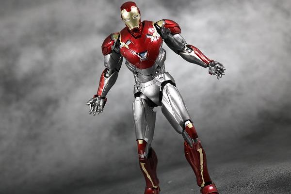 S.H.フィギュアーツ アイアンマン マーク47 レビュー アクション