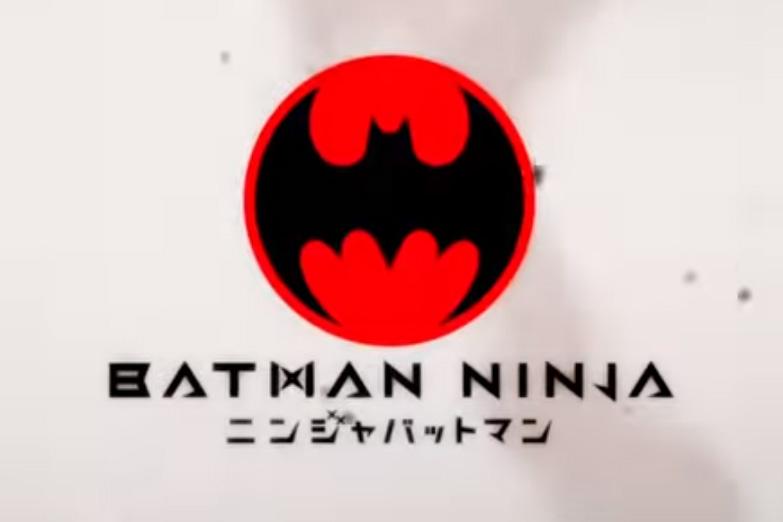 アニメ『ニンジャバットマン』の予告編が公開!戦国時代でバットマンが忍者に!