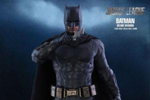 ホットトイズ新作!『ジャスティスリーグ』からバットマンが登場!DXバージョンもあり!
