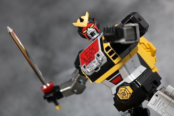 超合金魂 GX-33 レオパルドン&スパイダーマン&スパイダーマシンGP-7 アクション パンダデンシャ レビュー