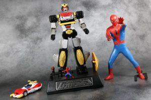 超合金魂 GX-33 レオパルドン&スパイダーマン レビュー【紹介編】