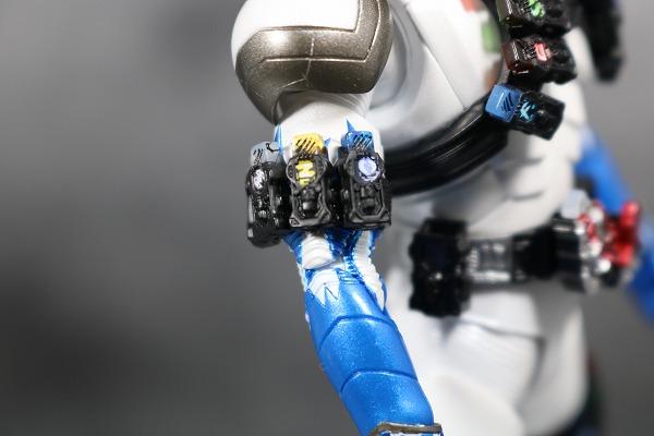 S.H.フィギュアーツ 仮面ライダーエターナル 真骨彫製法 レビュー 付属品