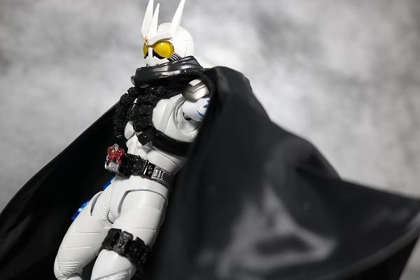 S.H.フィギュアーツ 仮面ライダーエターナル 真骨彫製法 レビュー