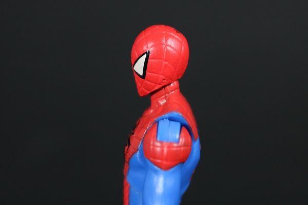 ハイパーモーションズ スパイダーマン ディスクウォーズ・アベンジャーズ レビュー 全身