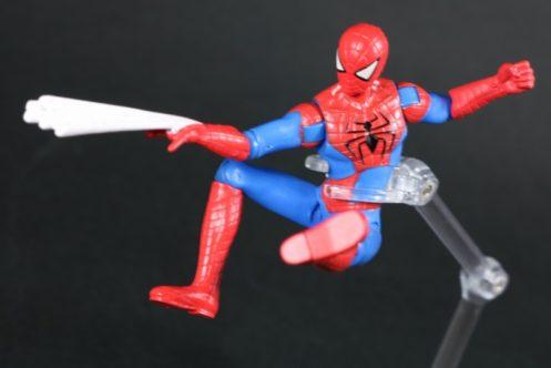 ハイパーモーションズ スパイダーマン レビュー