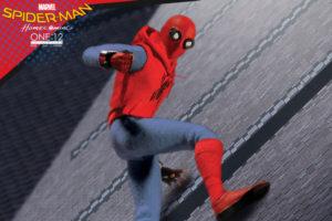 MEZCO新作!『スパイダーマン:ホームカミング』からホームメイドスーツVer.が発売決定!