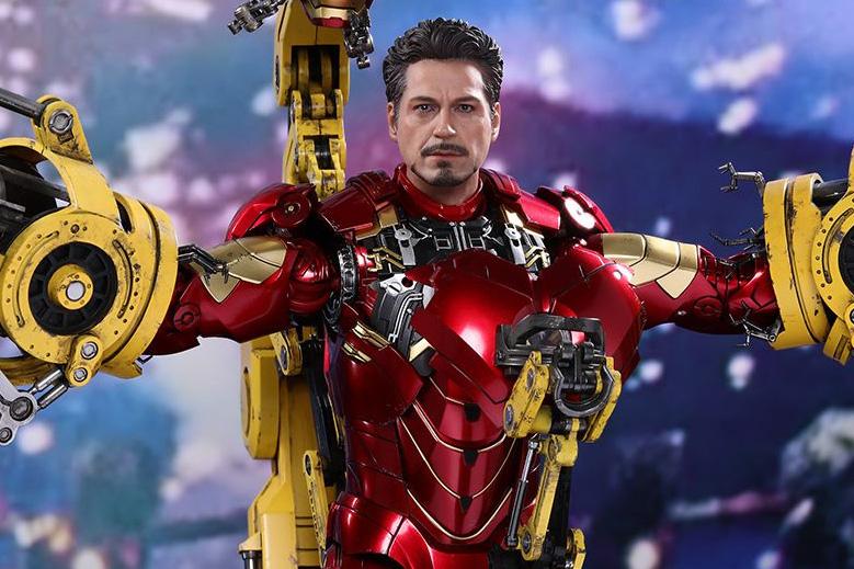 ホットトイズ新作!『アイアンマン2』よりマーク4&スーツ装着機がリニューアル!