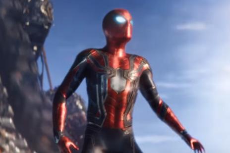 """『インフィニティウォー』、スパイダーマン新スーツに""""アレ""""が?LEGOから新スーツの機能がネタバレか。"""