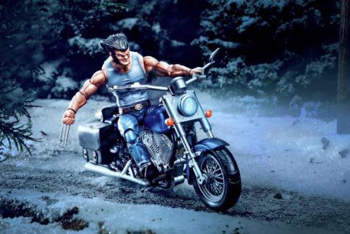 マーベルレジェンド新作!バイクセットでウルヴァリンが発売!