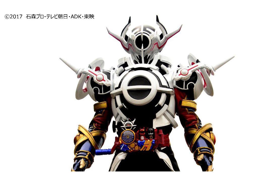 仮面ライダーエボルがブラックホールフォームに!DXエボルトリガーも6月に発売!