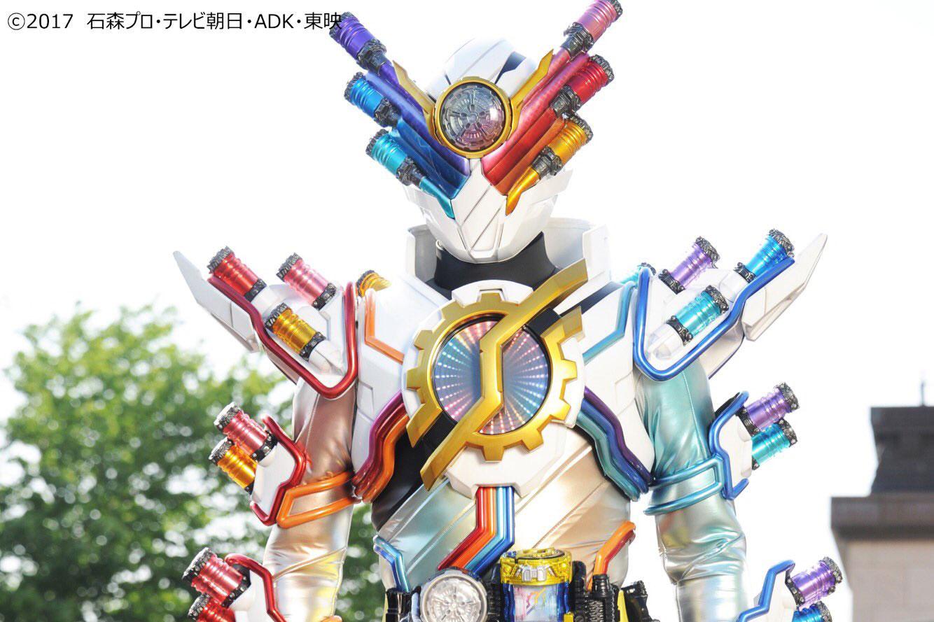 仮面ライダービルド最強フォーム・ジーニアスフォームが登場!