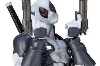 【予約開始】アメイジングヤマグチ新作!「X-FORCE」版デッドプールが登場!