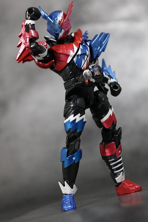 創動 仮面ライダービルド BUILD5 ラビットタンクスパークリング  アクション レビュー