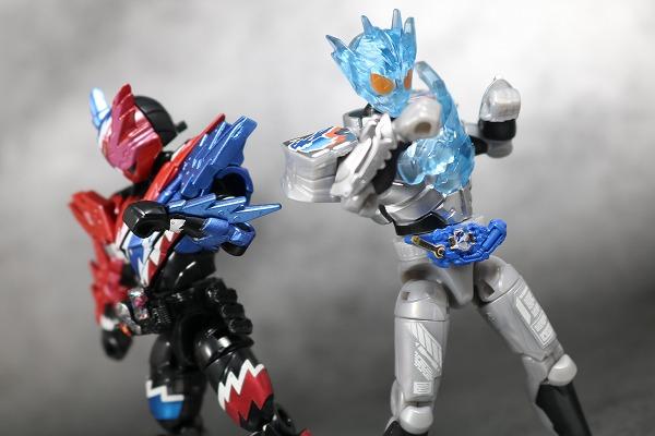創動 仮面ライダービルド BUILD5 仮面ライダークローズチャージアクション レビュー