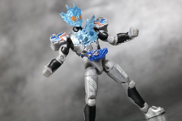 創動 仮面ライダービルド BUILD5 仮面ライダークローズチャージ アクション レビュー