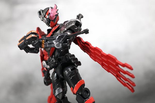 創動 仮面ライダービルド BUILD5 フェニックスロボ アクション レビュー