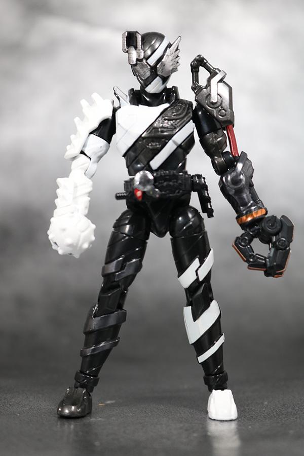 創動 仮面ライダービルド BUILD5  ハリネズミロボット レビュー