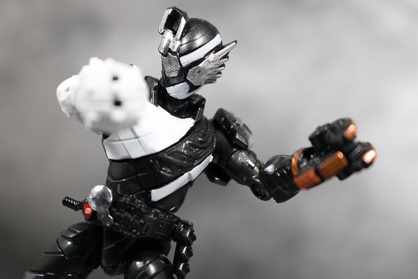 創動 仮面ライダービルド BUILD5 アクション ハリネズミロボット レビュー