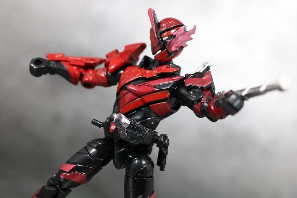 創動 仮面ライダービルド BUILD5 アクション フェニックスショウボウシャ レビュー