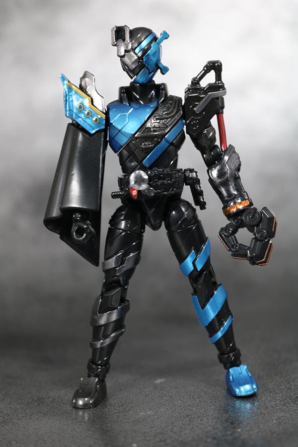 創動 仮面ライダービルド BUILD5  カイゾクロボット レビュー