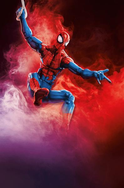 マーベルレジェンド スパイダーマン(ハウス・オブ・M)