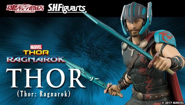 S.H.フィギュアーツ ソー (Thor: Ragnarok)