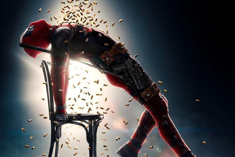 『デッドプール2』の新ポスターを公開!名シーンのオマージュデザイン!