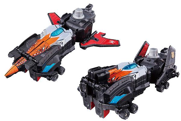 ルパパト「DXグッドストライカー」が3月上旬に発売!2モードで別々のロボへ合体!
