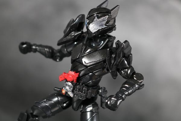 創動 仮面ライダービルド BUILD6 ラビットタンク ハザードフォーム アクション レビュー