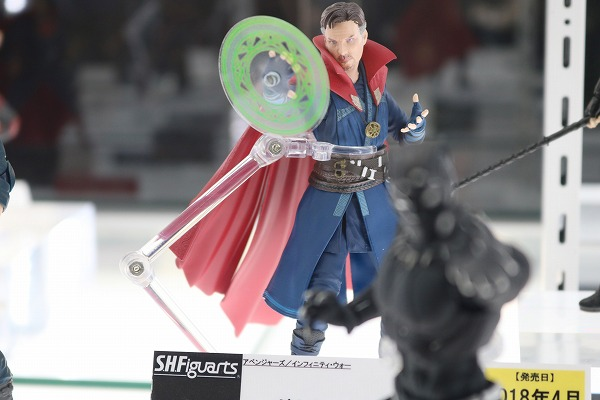 S.H.フィギュアーツ ドクターストレンジ アベンジャーズ/インフィニティ・ウォー