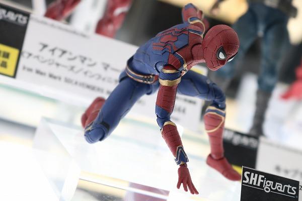 S.H.フィギュアーツ アイアンスパイダーマン アベンジャーズ/インフィニティ・ウォー