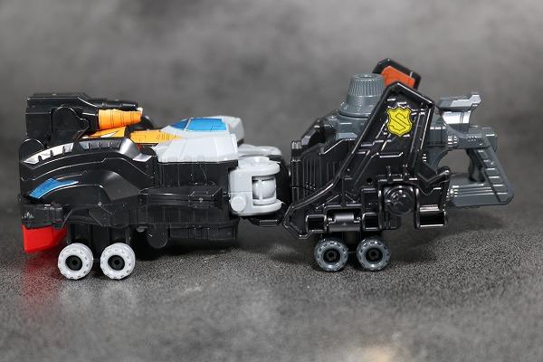 ミニプラ ルパンカイザー VSビークル合体シリーズ01 グッドストライカー トリガーマシン レビュー