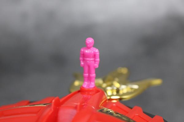 戦隊職人 大連王 星鳳凰 付属品 ダイレンジャー ホウオウレンジャー レビュー
