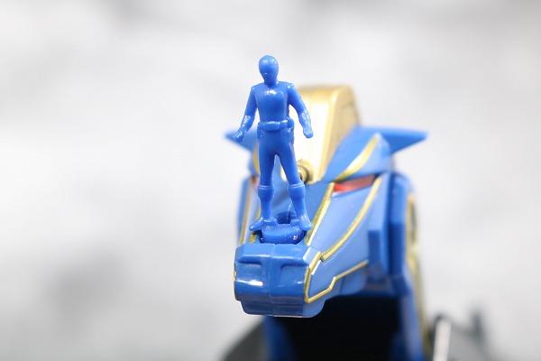 戦隊職人 大連王 星天馬 付属品 ダイレンジャー テンマレンジャー レビュー