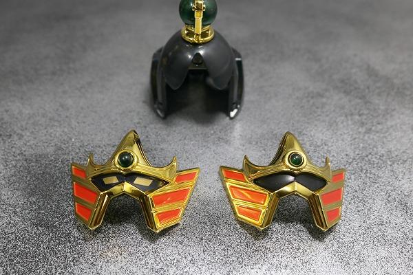 戦隊職人 大連王 付属品 レビュー