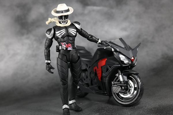 S.H.フィギュアーツ スカルボイルダー リニューアル 仮面ライダースカル レビュー