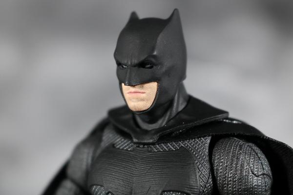 MAFEX バットマン ジャスティスリーグ レビュー 全身